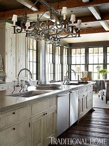 lake house kitchen ideas lake house with rustic interiors home bunch interior