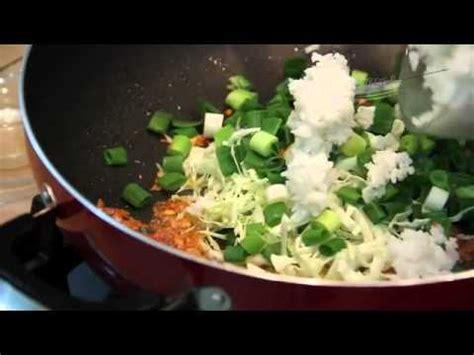 membuat nasi goreng sehat dapur sehat ku cara membuat nasi goreng tek tek part3
