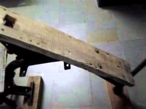 homemade incline sit up bench incline bench 3 home made youtube