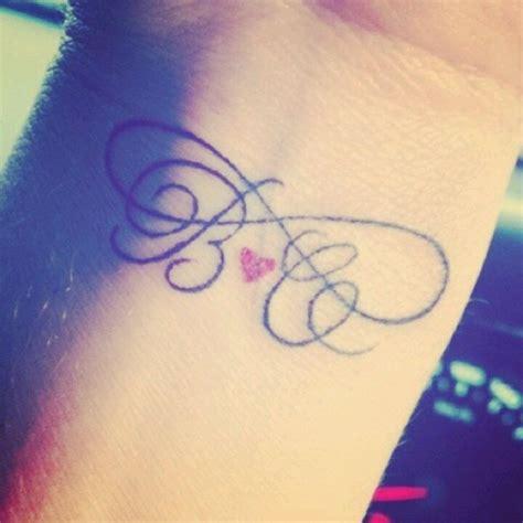 infinity tattoo inc 28 best kids initials images on pinterest tattoo ideas