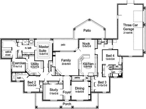 garage homes floor plans house floor plans with rv garage attached house floor