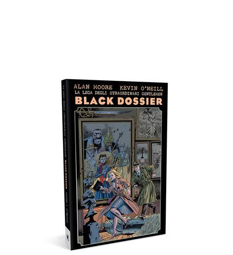 libro loeg black dossier tp la lega degli straordinari gentlemen black dossier bao publishing