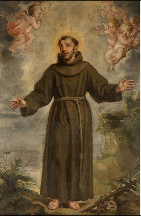Hu Ze Lu Mba St Francis by Philip Fruytiers