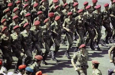 top 10 most powerful militaries in africa updated
