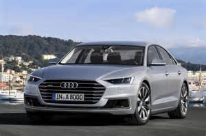 2017 audi a8 prologue