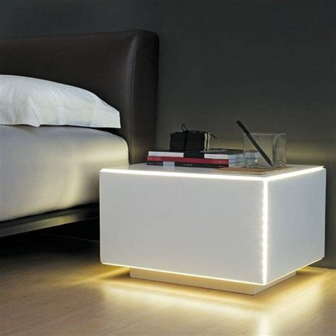 Cool Bedside Tables | 20 cool bedside table ideas for your room