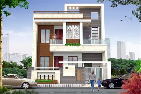 latest home elevation design  gharbanavocom house