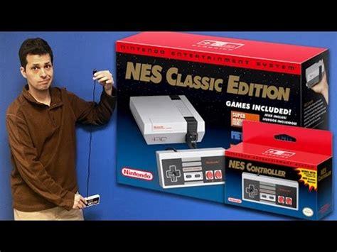 nes classic edition teardown unboxing repair