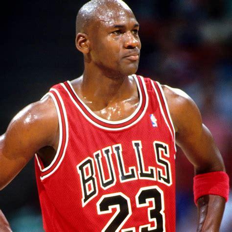 biografi pemain basket legenda michael jordan pemain