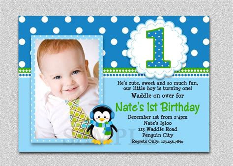 1st Birthday And Baptism Combined Invitations Baptism Invitations Pinterest Birthday 1st Birthday Invitation Card Template