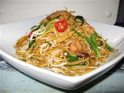 aroma  alley kitchen resep mie goreng hongkong