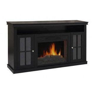 Electric Fireplace Media Unit by Oak Media Electric Fireplace On Popscreen