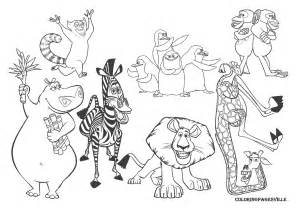 madagascar coloring pages the penguins of madagascar coloring pages coloring home