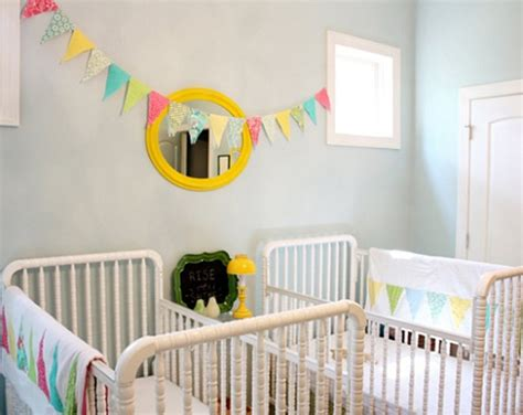 decoracion habitacion bebes mellizos habitaciones para gemelos