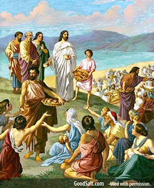 Wedding At Cana Deeper Meaning by The Multitude And The Disciples Mcmillion