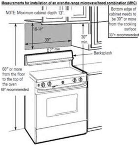 the range microwave height the world s catalog of ideas