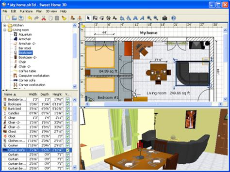 3d home design software free trial top 5 ferramentas de design para planejar o seu espa 231 o