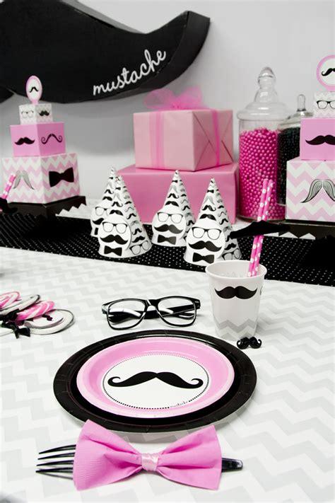 mustache theme decorations mustache ideas for pink mustache 7