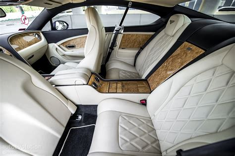 bentley white interior bentley continental gt w12 review autoevolution