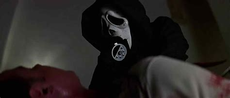 ghostface film is it just me or is scream 3 a decent sequel wicked horror