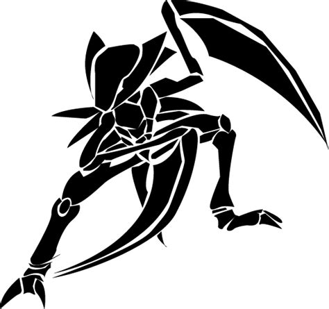 kabutops tribal vector by katlyon on deviantart