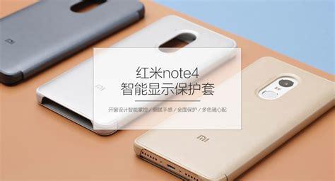 Casing Xiaomi Redmi Note 4 Air Custom Cover original xiaomi redmi note 4 smart flip cover protective with window