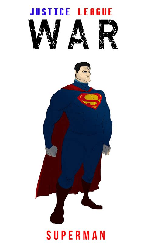 movie after justice league war justice league war superman by masterofelements on deviantart