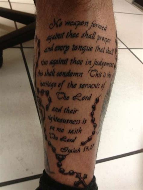 bible themed tattoo designs 10