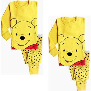 Piyama Winnie The Pooh Friends new winnie the pooh pajamas sleepwear baby boys