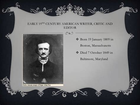 write here the biography of edgar allan poe a biography of edgar allan poe the american writer