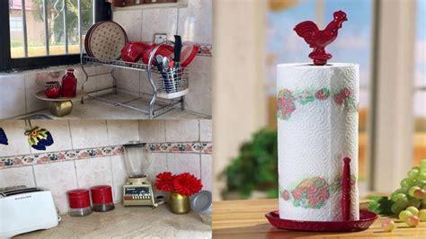 ideas  decorar la cocina decoracion bonitas faciles