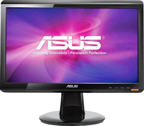Asus Led Monitor 15 6 Vh168d asus vh168d 15 6 inch led backlit lcd monitor price in