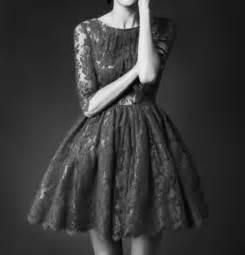 Beautiful dress black and white dress fashion image 575644 on