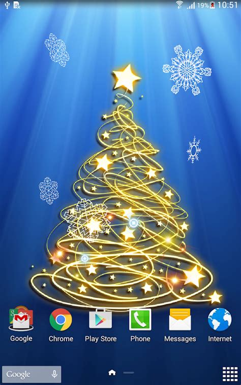 christmas tree wallpaper android apps  google play
