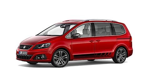 car hire seat alhambra rent a seat alhambra all car