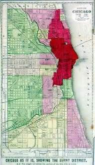 chicago 1871 map great chicago of 1871 map for sale holidays net