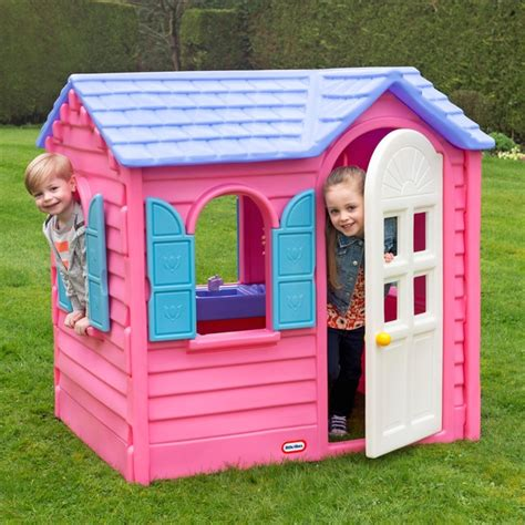tikes cottage tikes country cottage playhouse buy tikes country cottage