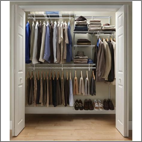 Make Your Own Closet Build Your Own Wooden Closet Organizer Home Design Ideas