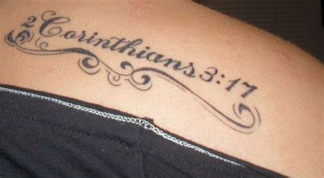 bible verse tattoo on shoulder blade bible verse tattoos on shoulder for girls 20 inspiring