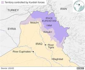 map of iraqi kurdistan iraqi kurds must give up on independence or go hungry