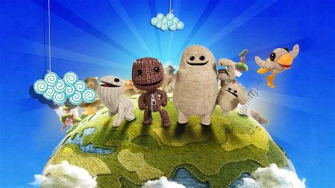 ps4 themes little big planet 3 littlebigplanet 3 ps4 wallpapers ps4 home