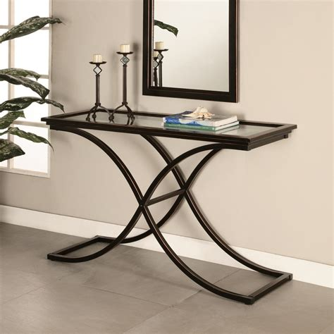 accent hallway tables wood and glass accent sofa hallway entryway table black