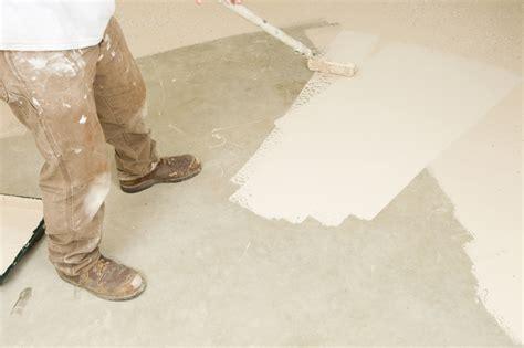 garagenboden abdichten das sollten sie beachten