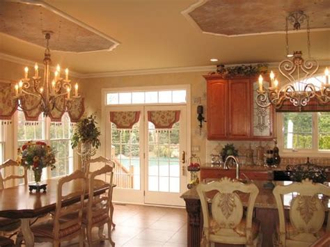 french country kitchen curtain ideas french country kitchen design country french pinterest