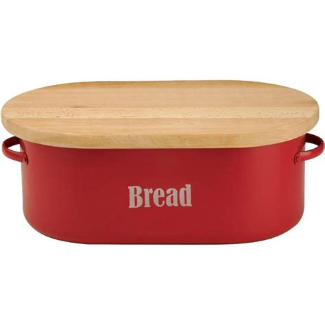 typhoon vintage red 4 piece bread bin and canister set typhoon vintage kitchen red bread bin ebay