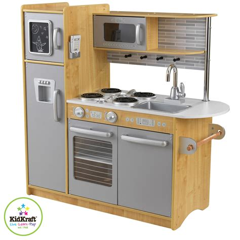 Kidskraft Kitchen by Kidkraft Uptown Kitchen 53298 Pirum Wooden Toys