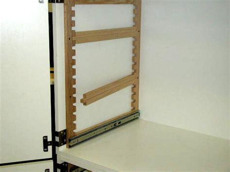 adjustable pantry drawer slides adjustable height pull out shelving