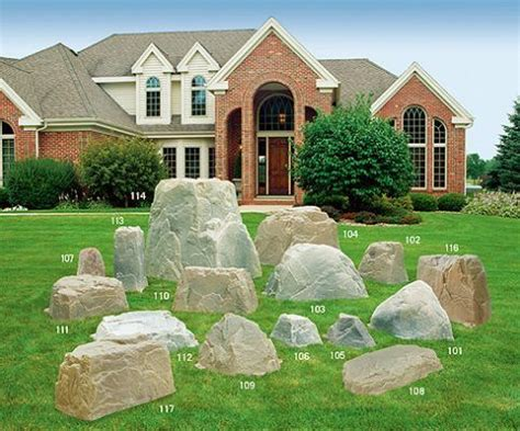 decorative utility box covers bargain fake rocks more rocksfast