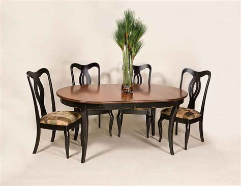 amish dining room tables amish made diningroom sets