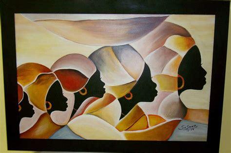imagenes de negras en cuadros cuadros de susy las negras africanas